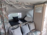 Fiesta Double Bed & Fixed Settee