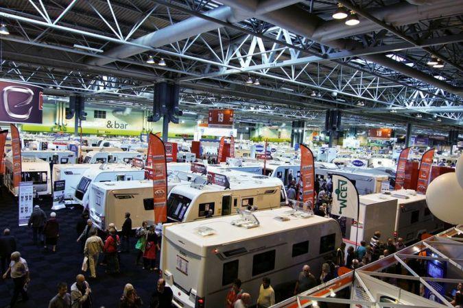 Amazing NEC Motorhome Amp Caravan Show 2014  Autohaus