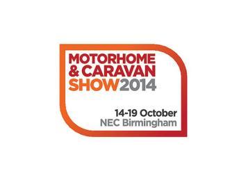 motorhome and caravan show oct 2014