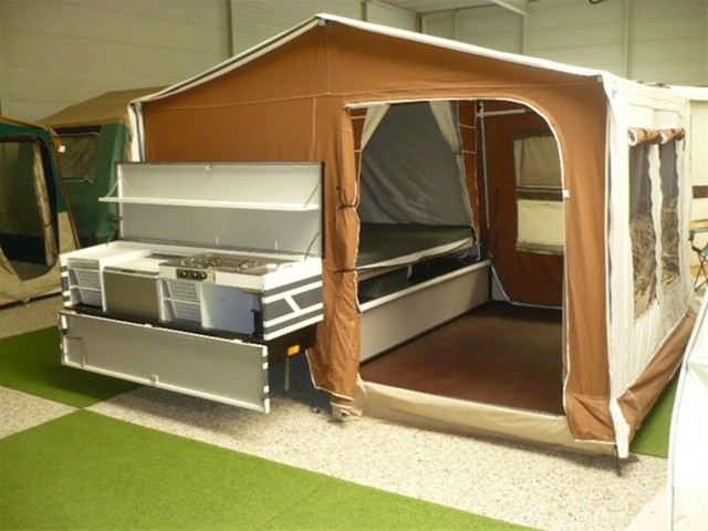 Choosing A Folding Camper Or Trailer Tent What Are The