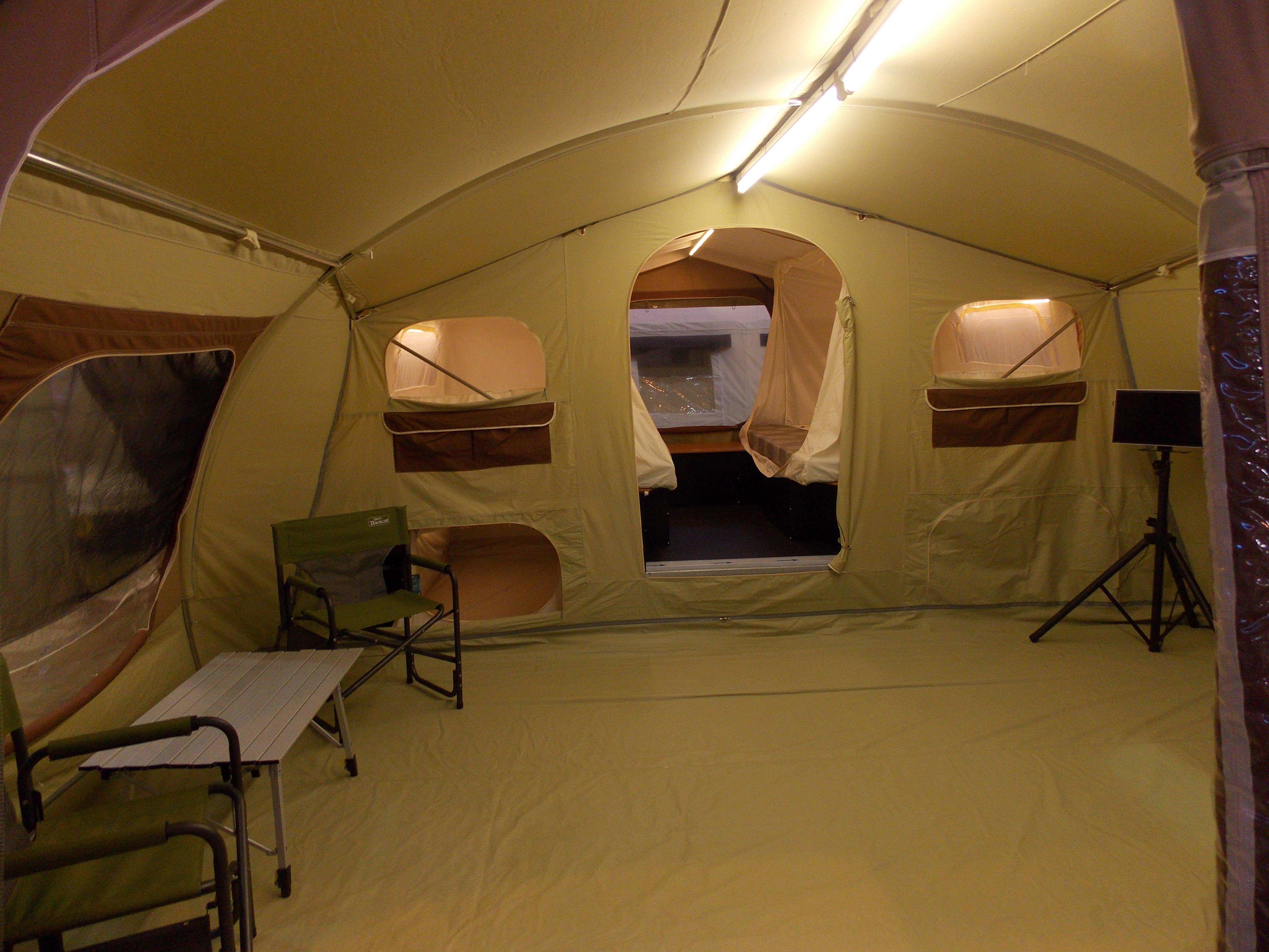Caravan Camping Amp Motorhome Show 2015 Folding Camper