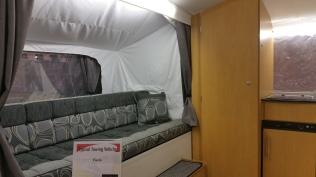 Pennine Fiesta Bed / Settee