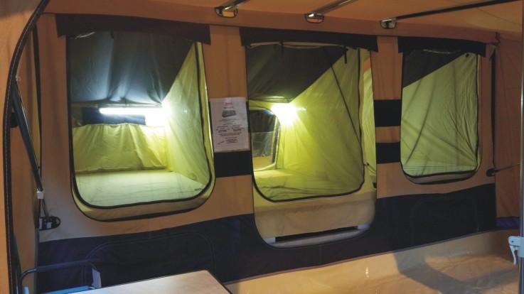 Trigano Olympe Interior