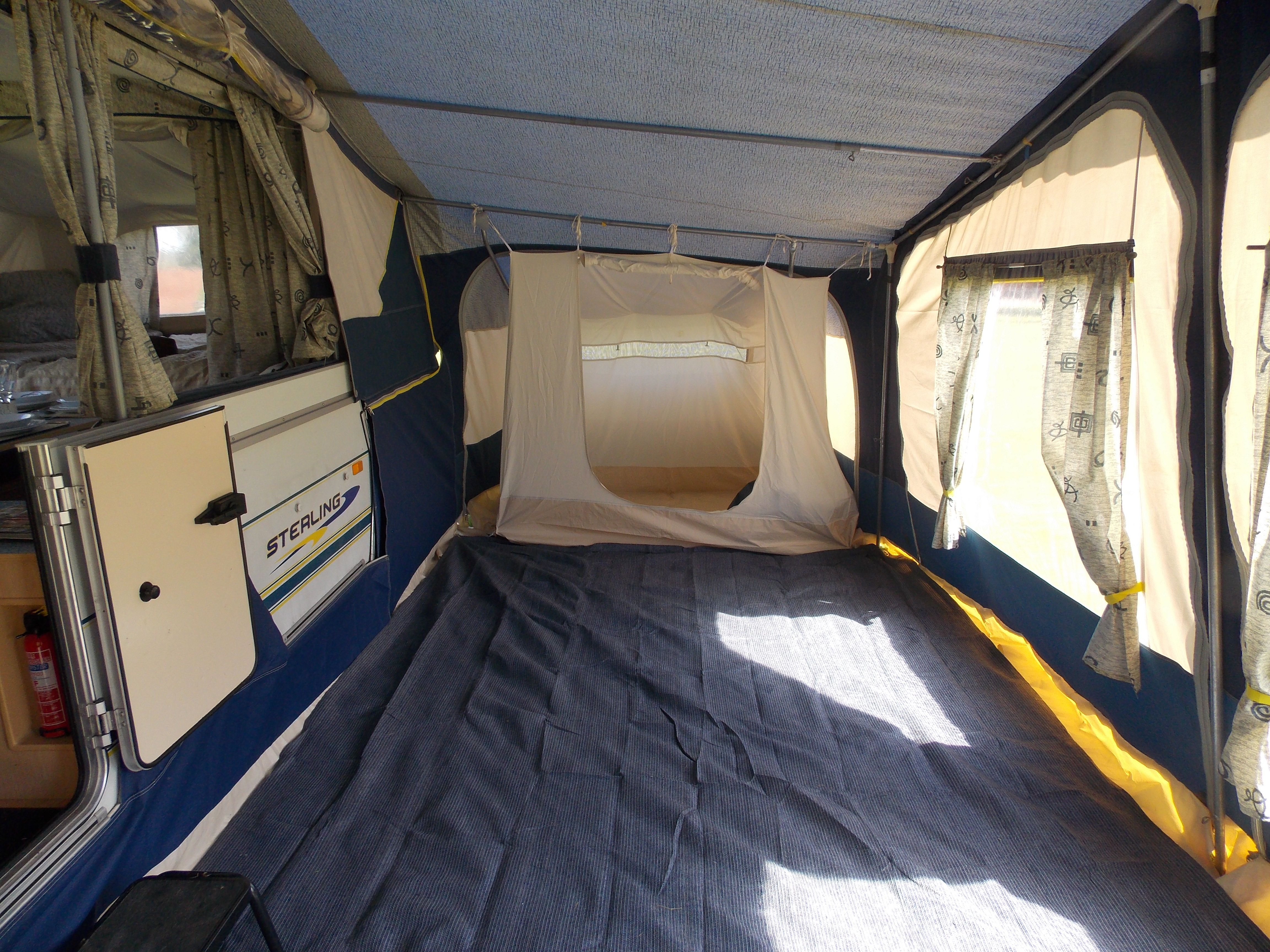 Customising Our Camper What Are The Options Blue Sky
